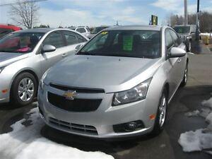 2013 Chevrolet Cruze LT Turbo ( $107.47 Biweekly)