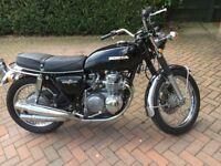 Classic 1972 CB 5004- CB 500 Four Full MOT