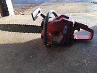 Husqvarna 36 petrol chain saw