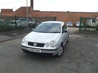 Volkswagen Polo 1.4 TDI S 3dr (A/C) FULL MOT-FULL HISTORY(GOOD CONDITION)