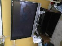 50' Panasonic plasma px60u tv- MINT