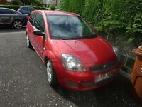 FORD FIESTA 2007 1.2 DAMAGED ... SOLD AS SEEN DAMAGE TO OFFSIDE FRONT,