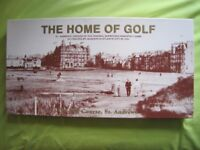 "Monopoly ""The Home Of Golf"" deluxe version"