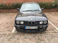 BMW E30 325I SPORT M TECH 2 H REG GENUINE SPORT BARGAIN
