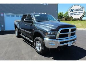 2015 Ram 2500 Power Wagon! 6.4L! SUNROOF! NAVIGATION! RARE!