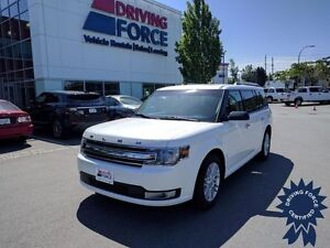 2016 Ford Flex SEL All Wheel Drive - 48,811 KMs, 6 Passenger SUV