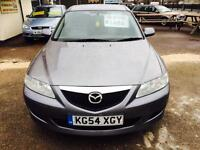 MAZDA 6 - LONG MOT - SERVICE HISTORY - 2 OWNERS - ALLOYS - VERY CLEAN - ANY TRAIL - P/X WELCOME