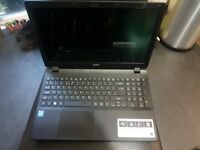 Acer aspire E15 Notebook, Windows 10 & MS Office pro 2013 pre activated, Excellent condition