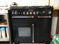 5 burner rangemaster cooker £400 ONO