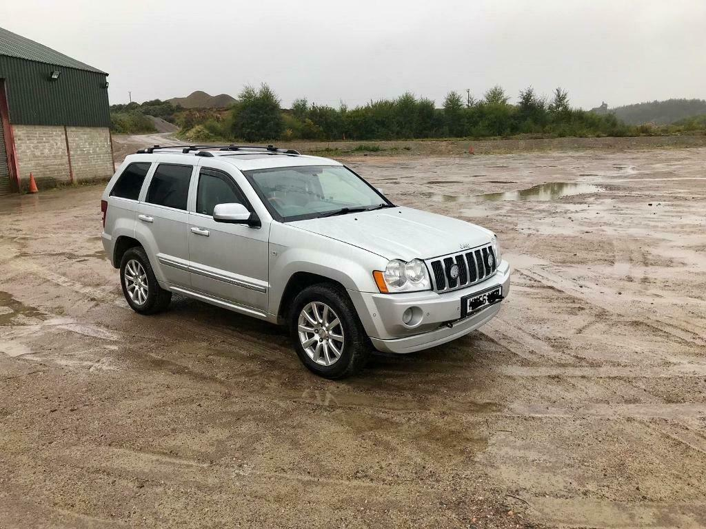 427c008e31 Jeep Grand Cherokee Overland Crd may px van or estate