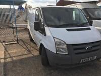 2008/58 ford transit swb high spec