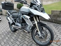 BMW gs1200 l/c, excellent cond. only selling due to retirement.