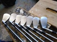 Mizuno MX-200 (Y-tune) cavity back forged irons - 4 - PW