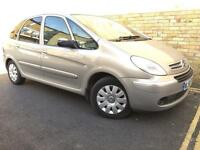 AUTOMATIC - 2007 CITROEN PICASSO - 1 YEARS MOT - SUPERB EXAMPLE