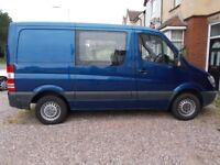 2008 Mercedes Sprinter SWB Diesel Automatic Disabled Driver wheelchair adapted