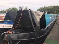 58ft R&D Narrowboat in Central London