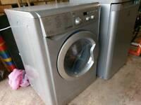 Indesit washer & dryer, IWDD7143S