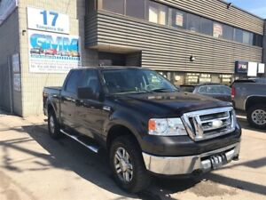 2007 Ford F-150 XLT Crew Cab Short Box  4X4 Gas