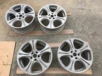 "VW T5 20"" alloy wheels"