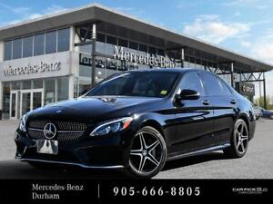 2016 Mercedes-Benz C450 AMG 4MATIC Sedan