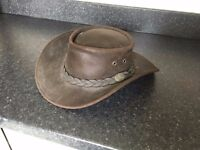 Mens Australian style outback hat