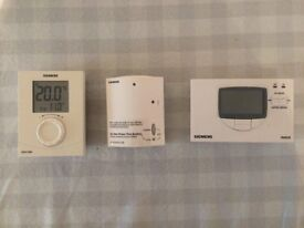 Siemens Central Heating Control & Thermostat