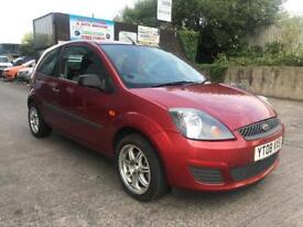 FORD FIESTA 1.2 2008 STYLE CLIMATE, 3dr, LOW MILEAGE, NEW MOT, NEW SERVICE