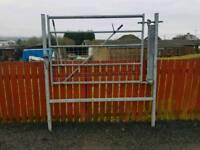Choice of bridle gates suit farm stables etc tractor