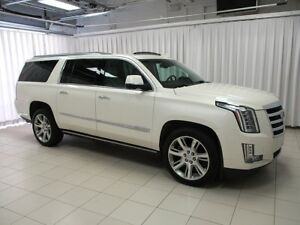 2015 Cadillac Escalade 4x4 7PASS SUV WITH DVD, HEADS UP DISPLAY,