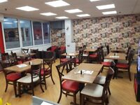 FULL CAFE / BUSINESS FOR SALE