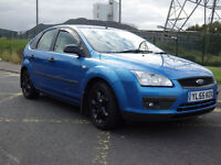 2006 (55) FORD FOCUS LX 1.6 AUTOMATIC