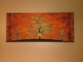 Tree of Life Asian canvas
