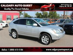 2009 Lexus RX 350 ALL WHEEL DRIVE / LEATHER / MUST SEE