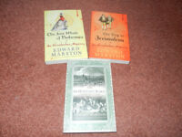 3 Books by Edward Marston