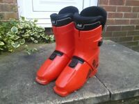 Save money on ski boot hire
