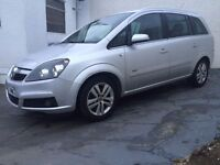 2007 │ Vauxhal │ Zafira │ 1.8 Petrol │ Automatic │59,000 │ 3 Months Warranty │2 Form keepers│Bargain