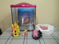 Fish tank for a girl
