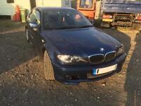 BMW 320ci. For swap.