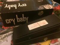 Cry baby Wah GCB-95 £50