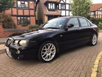STUNNING (53) 2003 JET BLACK MG ZT+ CDTI BMW 2.0 DIESEL Inc FULL BODY STYLING