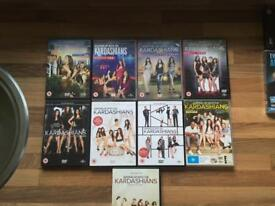 Keeping up with the kardashians season 1-9