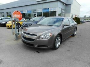 2011 Chevrolet Malibu LT EDITION PLATINUM