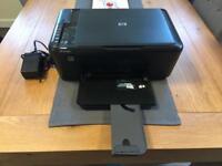 HP Deskjet F4580 All-in-One Printer Scanner Copier with WiFi