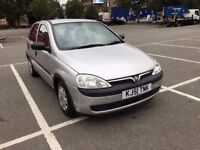 Vauxhall corsa 1.2 comfort full service history 22000 miles only 5 doors hatchback