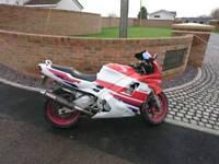 Honda cbr600 f super sport 1992