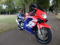 HONDA CBR 600 FX 2000 Reliable bike