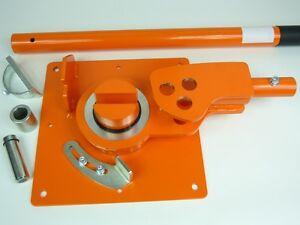 Bending Tool, Bender , Rebar, Round Bar 6 - 20mm, more benders inside! GR-6