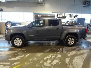 2015 Chevrolet COLORADO 4WD CREW CAB WT