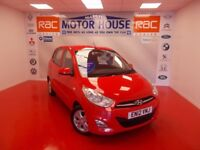 Hyundai i10 ACTIVE (£20.00 ROAD TAX) FREE MOT'S AS LONG AS YOU OWN THE CAR!!! (red) 2012