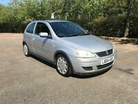 VAUXHALL CORSA 1.2 2004 ONLY DONE 65000 MILES FROM LONG MOT DRIVES LOVELY